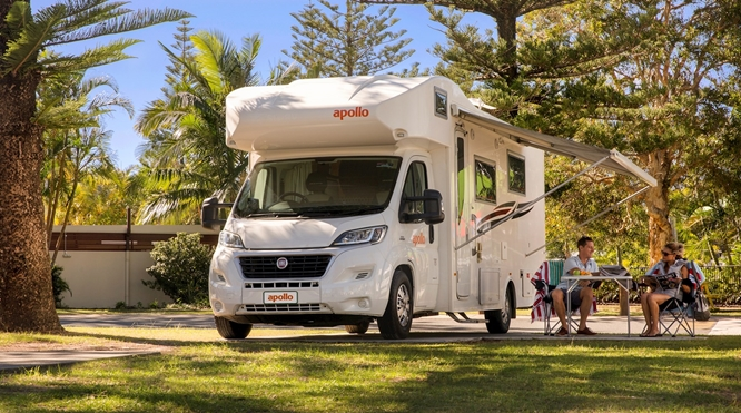 Apollo Euro Slider 4 berth